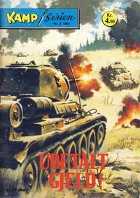 Cover Thumbnail for Kamp-serien (Serieforlaget / Se-Bladene / Stabenfeldt, 1964 series) #8/1981