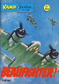 Cover Thumbnail for Kamp-serien (Serieforlaget / Se-Bladene / Stabenfeldt, 1964 series) #9/1981