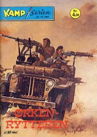 Cover Thumbnail for Kamp-serien (Serieforlaget / Se-Bladene / Stabenfeldt, 1964 series) #10/1981