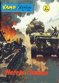 Cover Thumbnail for Kamp-serien (Serieforlaget / Se-Bladene / Stabenfeldt, 1964 series) #11/1981