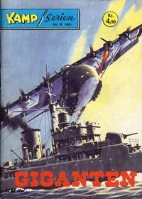 Cover Thumbnail for Kamp-serien (Serieforlaget / Se-Bladene / Stabenfeldt, 1964 series) #15/1981