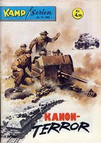 Cover Thumbnail for Kamp-serien (Serieforlaget / Se-Bladene / Stabenfeldt, 1964 series) #19/1981