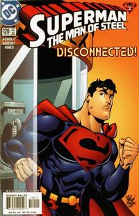 Cover Thumbnail for Superman: The Man of Steel (DC, 1991 series) #120