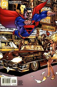 Cover Thumbnail for Superman: The Man of Steel (DC, 1991 series) #121