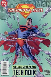 Cover Thumbnail for Superman: The Man of Steel (DC, 1991 series) #125