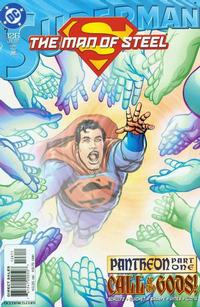 Cover Thumbnail for Superman: The Man of Steel (DC, 1991 series) #126
