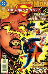 Cover Thumbnail for Superman: The Man of Steel (DC, 1991 series) #127