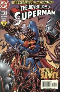 Cover Thumbnail for Adventures of Superman (DC, 1987 series) #591 [Direct Sales]