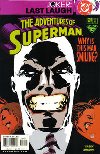 Cover Thumbnail for Adventures of Superman (DC, 1987 series) #597