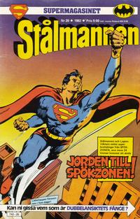 Cover Thumbnail for Supermagasinet (Semic, 1982 series) #20/1982