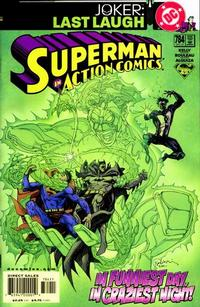 Cover Thumbnail for Action Comics (DC, 1938 series) #784