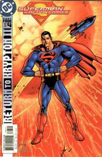Cover Thumbnail for Action Comics (DC, 1938 series) #793 [Direct Sales]