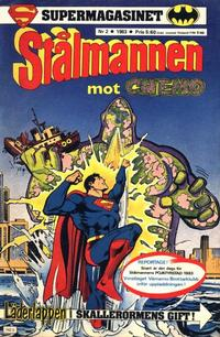 Cover Thumbnail for Supermagasinet (Semic, 1982 series) #2/1983