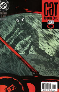 Cover Thumbnail for Catwoman (DC, 2002 series) #9 [Direct Sales]