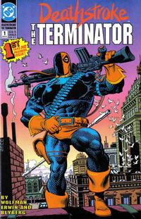 Cover Thumbnail for Deathstroke, the Terminator (DC, 1991 series) #1 [1st Printing]