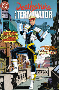 Cover Thumbnail for Deathstroke, the Terminator (DC, 1991 series) #10