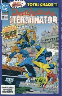 Cover Thumbnail for Deathstroke, the Terminator (DC, 1991 series) #14
