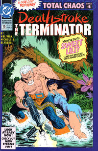 Cover Thumbnail for Deathstroke, the Terminator (DC, 1991 series) #15
