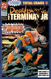 Cover Thumbnail for Deathstroke, the Terminator (DC, 1991 series) #16