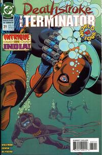 Cover Thumbnail for Deathstroke, the Terminator (DC, 1991 series) #31