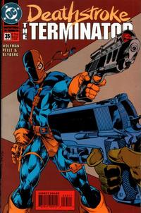 Cover Thumbnail for Deathstroke, the Terminator (DC, 1991 series) #35