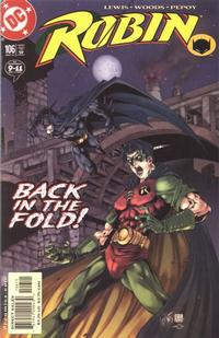 Cover Thumbnail for Robin (DC, 1993 series) #106