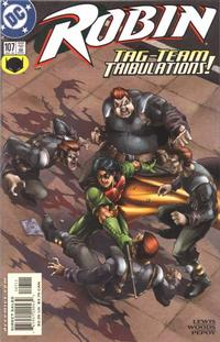Cover Thumbnail for Robin (DC, 1993 series) #107