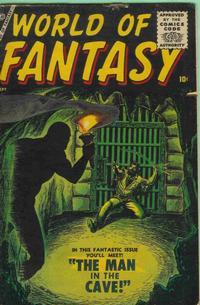 Cover Thumbnail for World of Fantasy (Marvel, 1956 series) #3