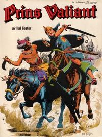 Cover Thumbnail for Prins Valiant (Semic, 1974 series) #1