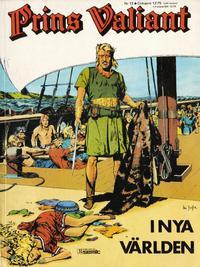 Cover Thumbnail for Prins Valiant (Semic, 1974 series) #12