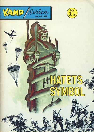 Cover for Kamp-serien (Serieforlaget / Se-Bladene / Stabenfeldt, 1964 series) #44/1978