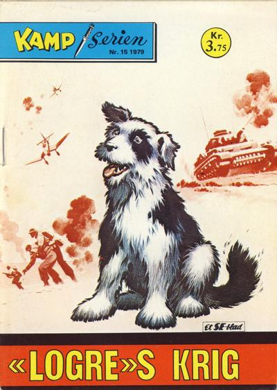 Cover for Kamp-serien (Serieforlaget / Se-Bladene / Stabenfeldt, 1964 series) #15/1979