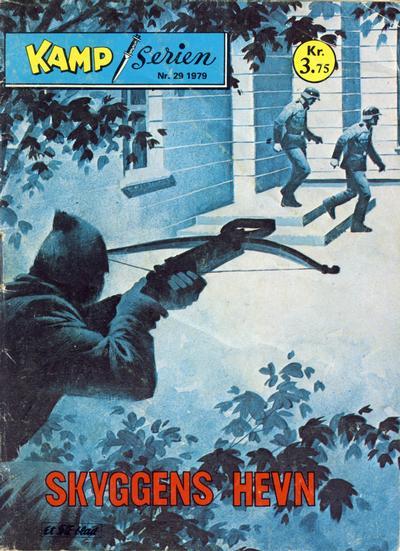 Cover for Kamp-serien (Serieforlaget / Se-Bladene / Stabenfeldt, 1964 series) #29/1979