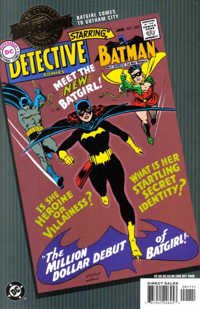 Cover for Millennium Edition: Detective Comics 359 (DC, 2000 series)