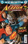 Cover Thumbnail for Action Comics (2011 series) #958 [Mikel Janin Cover Variant]