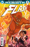 Cover Thumbnail for The Flash (2016 series) #1 [Karl Kerschl Cover]