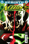 Cover Thumbnail for Action Comics (2011 series) #958 [Ryan Sook Cover Variant]