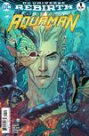 Cover for Aquaman (DC, 2016 series) #1 [Joshua Middleton Cover]