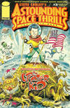 Cover for Astounding Space Thrills: The Comic Book (Image, 2000 series) #3