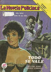 Cover for La Novela Policiaca (Novedades, 1980 ? series) #1435