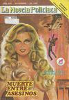 Cover for La Novela Policiaca (Novedades, 1980 ? series) #1450