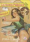 Cover for La Novela Policiaca (Novedades, 1980 ? series) #1415