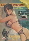 Cover for La Novela Policiaca (Novedades, 1980 ? series) #1445