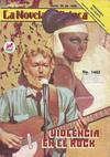 Cover for La Novela Policiaca (Novedades, 1980 ? series) #1483