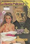 Cover for La Novela Policiaca (Novedades, 1980 ? series) #1492