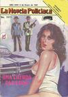 Cover for La Novela Policiaca (Novedades, 1980 ? series) #1511