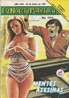 Cover for La Novela Policiaca (Novedades, 1980 ? series) #1513