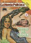 Cover for La Novela Policiaca (Novedades, 1980 ? series) #1523