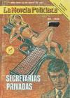 Cover for La Novela Policiaca (Novedades, 1980 ? series) #1529