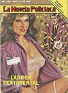 Cover for La Novela Policiaca (Novedades, 1980 ? series) #1530